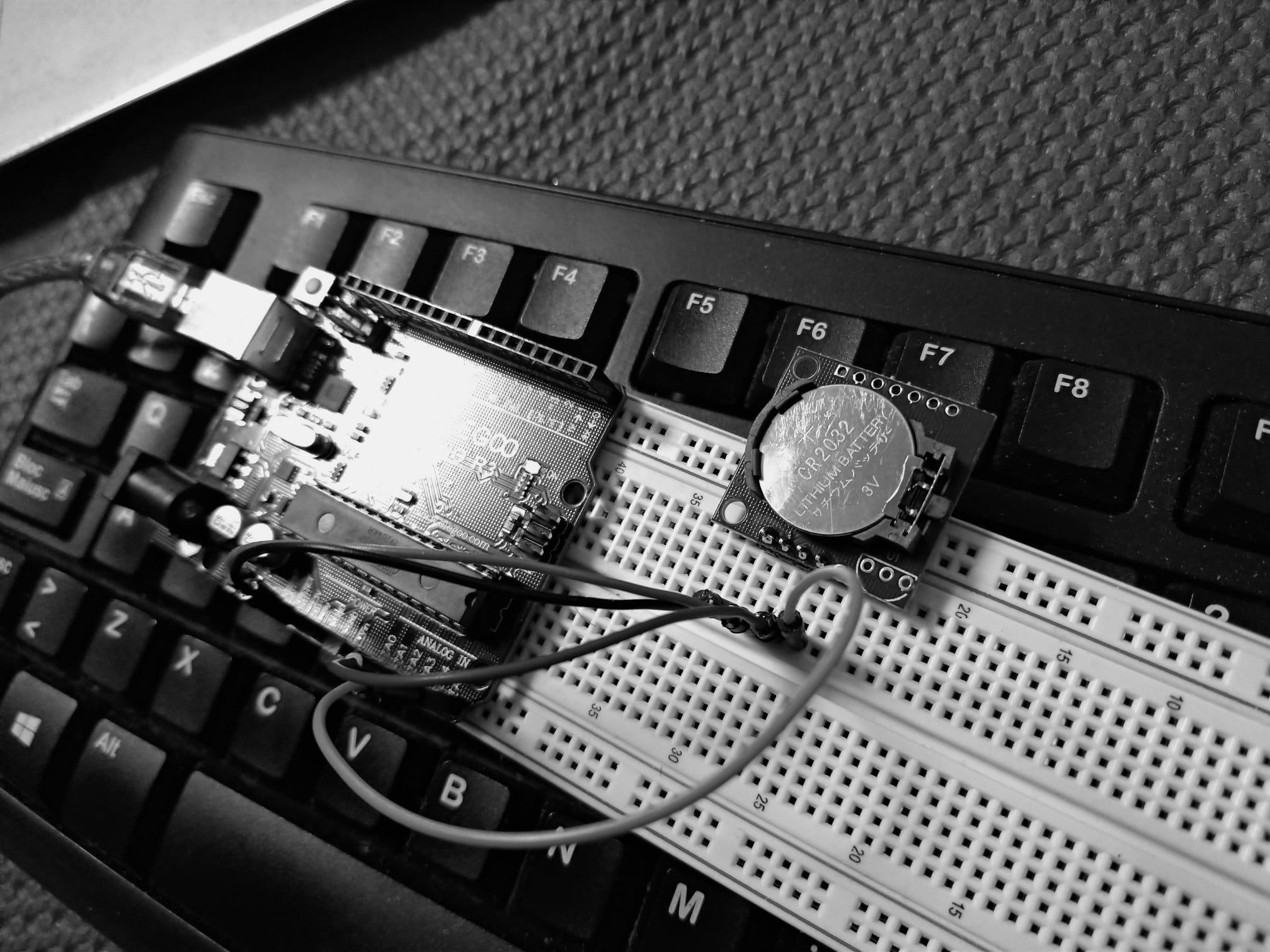 Scheda RTC per Arduino