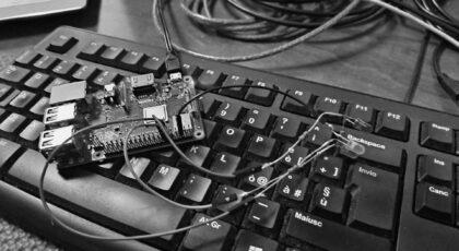 Accensione LED con Raspberry